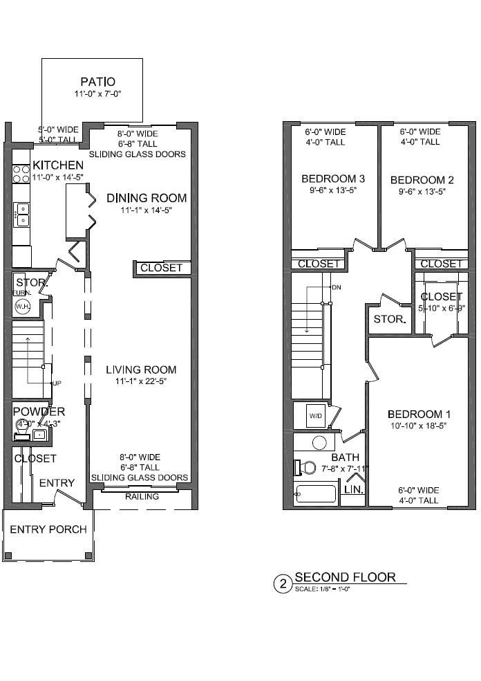 Units welcome to mayslake village for 3 bedroom unit floor plans